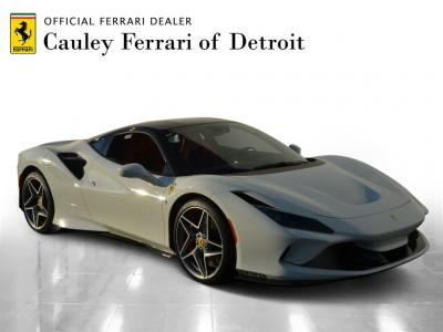 New 2020 Ferrari F8 Tributo New 2020 Ferrari F8 Tributo for sale Sold at Cauley Ferrari in West Bloomfield MI 4