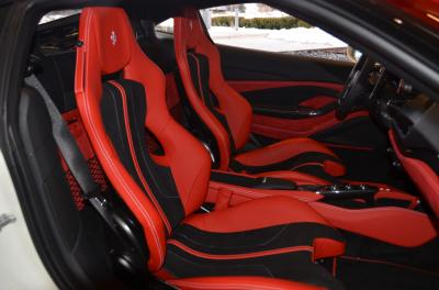 New 2020 Ferrari F8 Tributo New 2020 Ferrari F8 Tributo for sale Sold at Cauley Ferrari in West Bloomfield MI 43