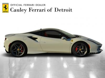 New 2020 Ferrari F8 Tributo New 2020 Ferrari F8 Tributo for sale Sold at Cauley Ferrari in West Bloomfield MI 5