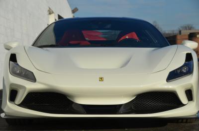 New 2020 Ferrari F8 Tributo New 2020 Ferrari F8 Tributo for sale Sold at Cauley Ferrari in West Bloomfield MI 55