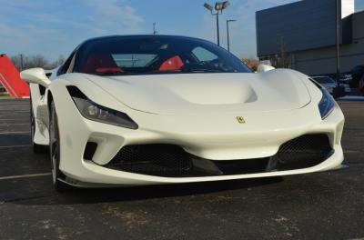 New 2020 Ferrari F8 Tributo New 2020 Ferrari F8 Tributo for sale Sold at Cauley Ferrari in West Bloomfield MI 56