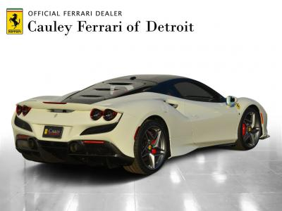New 2020 Ferrari F8 Tributo New 2020 Ferrari F8 Tributo for sale Sold at Cauley Ferrari in West Bloomfield MI 6