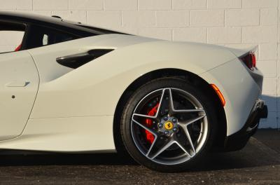 New 2020 Ferrari F8 Tributo New 2020 Ferrari F8 Tributo for sale Sold at Cauley Ferrari in West Bloomfield MI 60