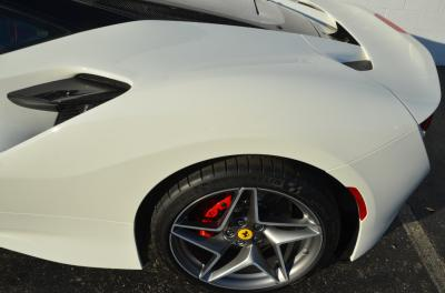 New 2020 Ferrari F8 Tributo New 2020 Ferrari F8 Tributo for sale Sold at Cauley Ferrari in West Bloomfield MI 63