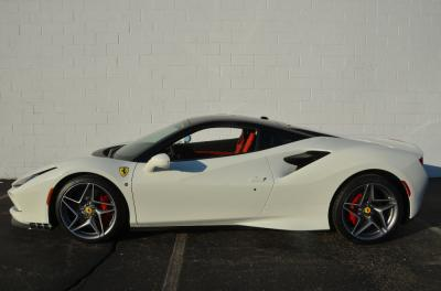New 2020 Ferrari F8 Tributo New 2020 Ferrari F8 Tributo for sale Sold at Cauley Ferrari in West Bloomfield MI 64