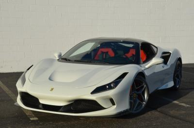 New 2020 Ferrari F8 Tributo New 2020 Ferrari F8 Tributo for sale Sold at Cauley Ferrari in West Bloomfield MI 65