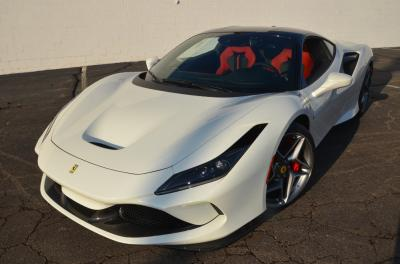 New 2020 Ferrari F8 Tributo New 2020 Ferrari F8 Tributo for sale Sold at Cauley Ferrari in West Bloomfield MI 67