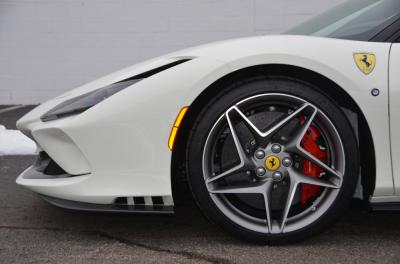 New 2020 Ferrari F8 Tributo New 2020 Ferrari F8 Tributo for sale Sold at Cauley Ferrari in West Bloomfield MI 68