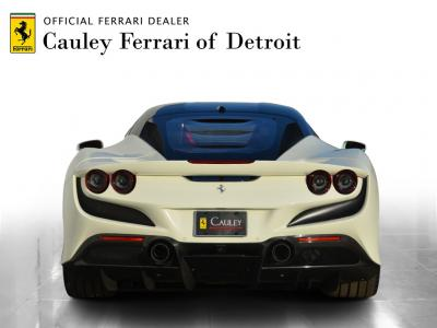 New 2020 Ferrari F8 Tributo New 2020 Ferrari F8 Tributo for sale Sold at Cauley Ferrari in West Bloomfield MI 7