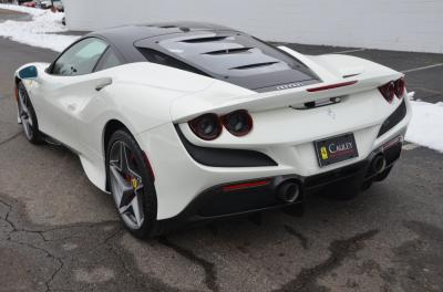 New 2020 Ferrari F8 Tributo New 2020 Ferrari F8 Tributo for sale Sold at Cauley Ferrari in West Bloomfield MI 79