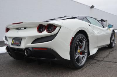 New 2020 Ferrari F8 Tributo New 2020 Ferrari F8 Tributo for sale Sold at Cauley Ferrari in West Bloomfield MI 81