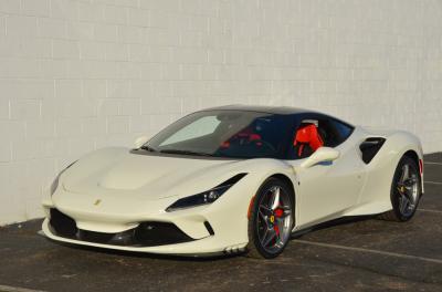 New 2020 Ferrari F8 Tributo New 2020 Ferrari F8 Tributo for sale Sold at Cauley Ferrari in West Bloomfield MI 9