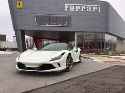 New 2020 Ferrari F8 Tributo New 2020 Ferrari F8 Tributo for sale Sold at Cauley Ferrari in West Bloomfield MI 98