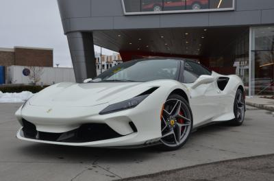 New 2020 Ferrari F8 Tributo New 2020 Ferrari F8 Tributo for sale Sold at Cauley Ferrari in West Bloomfield MI 99