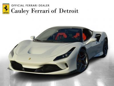 New 2020 Ferrari F8 Tributo New 2020 Ferrari F8 Tributo for sale Sold at Cauley Ferrari in West Bloomfield MI 1
