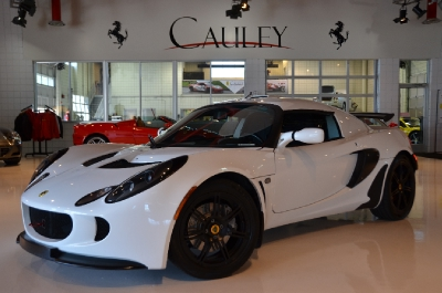 Used 2006 Lotus Exige Used 2006 Lotus Exige for sale Sold at Cauley Ferrari in West Bloomfield MI 1