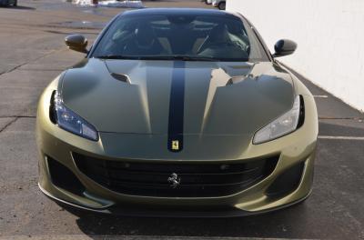 New 2020 Ferrari Portofino New 2020 Ferrari Portofino for sale Sold at Cauley Ferrari in West Bloomfield MI 16
