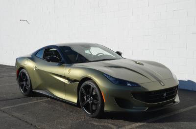 New 2020 Ferrari Portofino New 2020 Ferrari Portofino for sale Sold at Cauley Ferrari in West Bloomfield MI 17