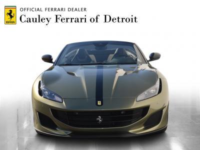 New 2020 Ferrari Portofino New 2020 Ferrari Portofino for sale Sold at Cauley Ferrari in West Bloomfield MI 3