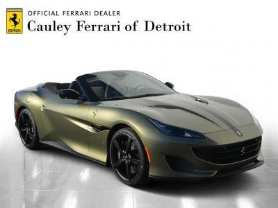 New 2020 Ferrari Portofino New 2020 Ferrari Portofino for sale Sold at Cauley Ferrari in West Bloomfield MI 4