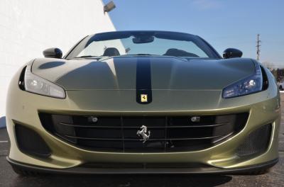 New 2020 Ferrari Portofino New 2020 Ferrari Portofino for sale Sold at Cauley Ferrari in West Bloomfield MI 76