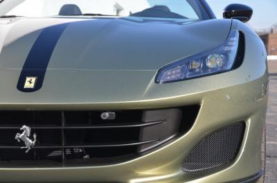 New 2020 Ferrari Portofino New 2020 Ferrari Portofino for sale Sold at Cauley Ferrari in West Bloomfield MI 79