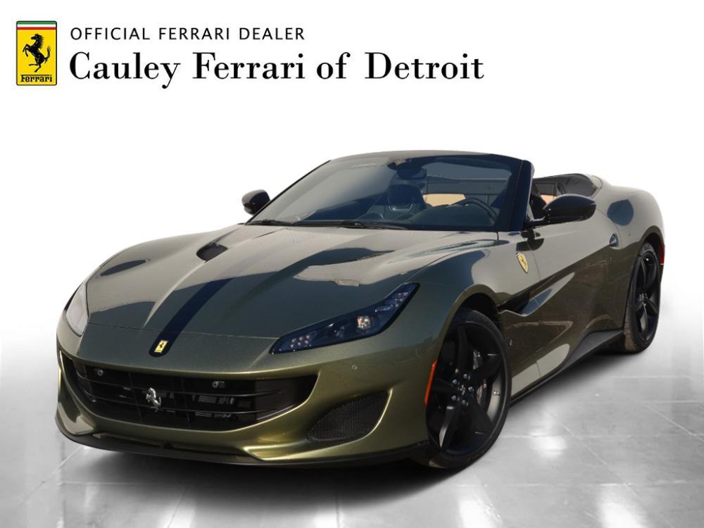 New 2020 Ferrari Portofino For Sale Special Pricing Cauley Ferrari Stock Fn2001