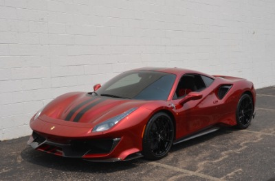 Used 2019 Ferrari 488 Pista Used 2019 Ferrari 488 Pista for sale $499,900 at Cauley Ferrari in West Bloomfield MI 10