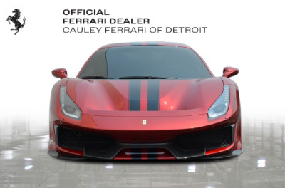 Used 2019 Ferrari 488 Pista Used 2019 Ferrari 488 Pista for sale $499,900 at Cauley Ferrari in West Bloomfield MI 3