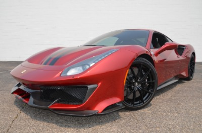 Used 2019 Ferrari 488 Pista Used 2019 Ferrari 488 Pista for sale $499,900 at Cauley Ferrari in West Bloomfield MI 50