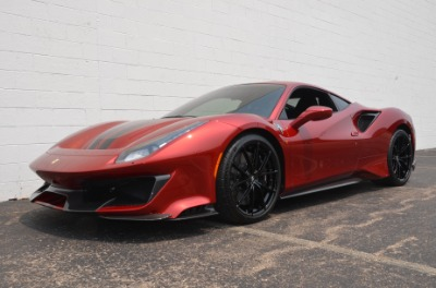 Used 2019 Ferrari 488 Pista Used 2019 Ferrari 488 Pista for sale $499,900 at Cauley Ferrari in West Bloomfield MI 57