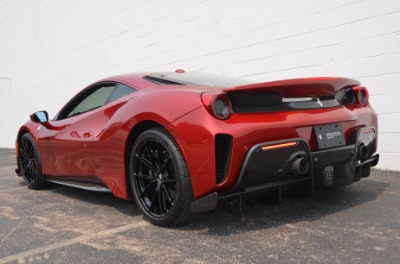 Used 2019 Ferrari 488 Pista Used 2019 Ferrari 488 Pista for sale $499,900 at Cauley Ferrari in West Bloomfield MI 58