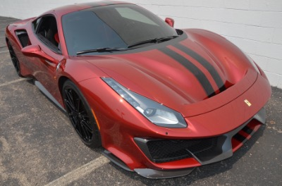 Used 2019 Ferrari 488 Pista Used 2019 Ferrari 488 Pista for sale $499,900 at Cauley Ferrari in West Bloomfield MI 74