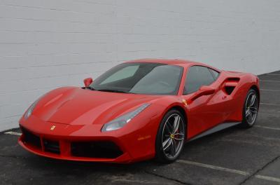 Used 2017 Ferrari 488 GTB Base Used 2017 Ferrari 488 GTB Base for sale $259,900 at Cauley Ferrari in West Bloomfield MI 10