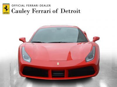 Used 2017 Ferrari 488 GTB Base Used 2017 Ferrari 488 GTB Base for sale $259,900 at Cauley Ferrari in West Bloomfield MI 3