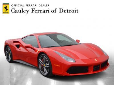 Used 2017 Ferrari 488 GTB Used 2017 Ferrari 488 GTB for sale $259,900 at Cauley Ferrari in West Bloomfield MI 4