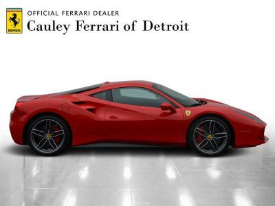 Used 2017 Ferrari 488 GTB Base Used 2017 Ferrari 488 GTB Base for sale $259,900 at Cauley Ferrari in West Bloomfield MI 5
