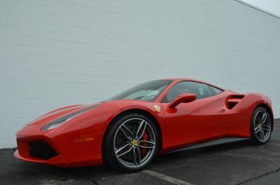 Used 2017 Ferrari 488 GTB Base Used 2017 Ferrari 488 GTB Base for sale $259,900 at Cauley Ferrari in West Bloomfield MI 53