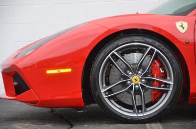 Used 2017 Ferrari 488 GTB Base Used 2017 Ferrari 488 GTB Base for sale $259,900 at Cauley Ferrari in West Bloomfield MI 54