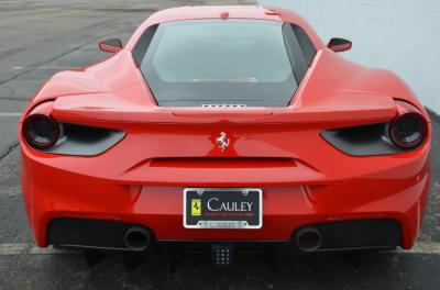 Used 2017 Ferrari 488 GTB Base Used 2017 Ferrari 488 GTB Base for sale $259,900 at Cauley Ferrari in West Bloomfield MI 60