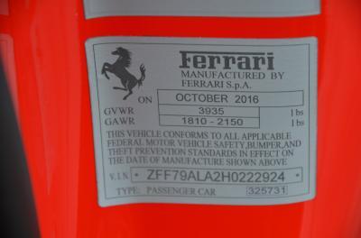 Used 2017 Ferrari 488 GTB Base Used 2017 Ferrari 488 GTB Base for sale $259,900 at Cauley Ferrari in West Bloomfield MI 76