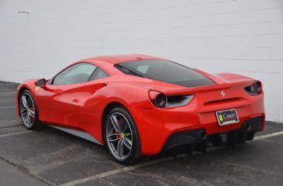 Used 2017 Ferrari 488 GTB Used 2017 Ferrari 488 GTB for sale $259,900 at Cauley Ferrari in West Bloomfield MI 8