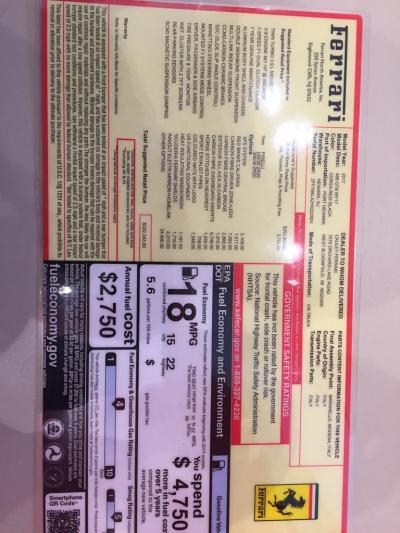 Used 2017 Ferrari 488 GTB Used 2017 Ferrari 488 GTB for sale $259,900 at Cauley Ferrari in West Bloomfield MI 82