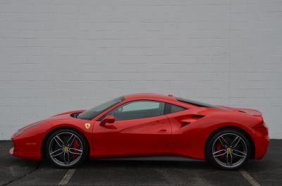 Used 2017 Ferrari 488 GTB Base Used 2017 Ferrari 488 GTB Base for sale $259,900 at Cauley Ferrari in West Bloomfield MI 9