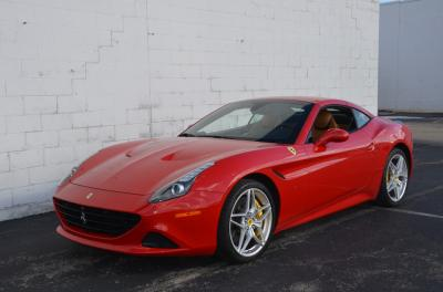 Used 2016 Ferrari California T Used 2016 Ferrari California T for sale Sold at Cauley Ferrari in West Bloomfield MI 18