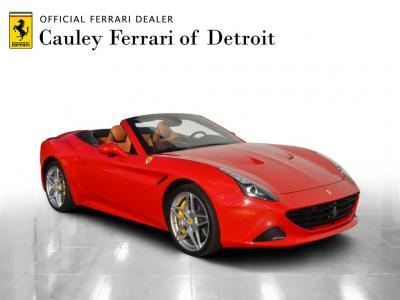 Used 2016 Ferrari California T Used 2016 Ferrari California T for sale Sold at Cauley Ferrari in West Bloomfield MI 4