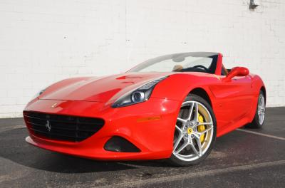 Used 2016 Ferrari California T Used 2016 Ferrari California T for sale Sold at Cauley Ferrari in West Bloomfield MI 56