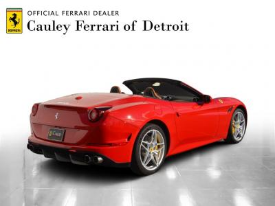 Used 2016 Ferrari California T Used 2016 Ferrari California T for sale Sold at Cauley Ferrari in West Bloomfield MI 6