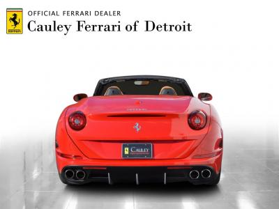 Used 2016 Ferrari California T Used 2016 Ferrari California T for sale Sold at Cauley Ferrari in West Bloomfield MI 7