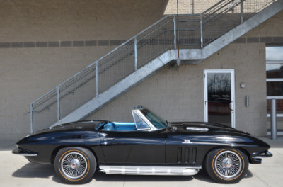 Used 1966 Chevrolet Corvette Convertible Used 1966 Chevrolet Corvette Convertible for sale $119,900 at Cauley Ferrari in West Bloomfield MI 13